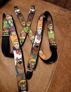 Scooby Doo Suspenders